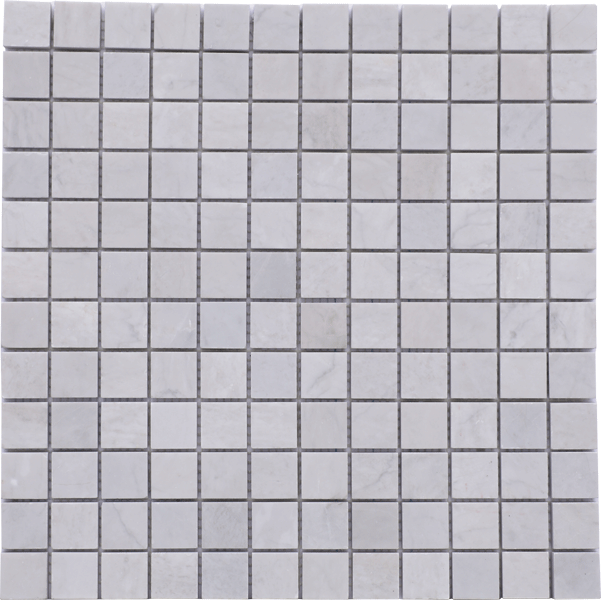 ICE GREY MOSAIC 1 x 1