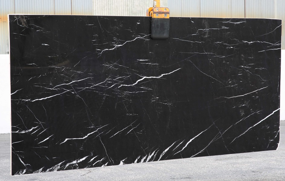 Black Silk Polished Slab